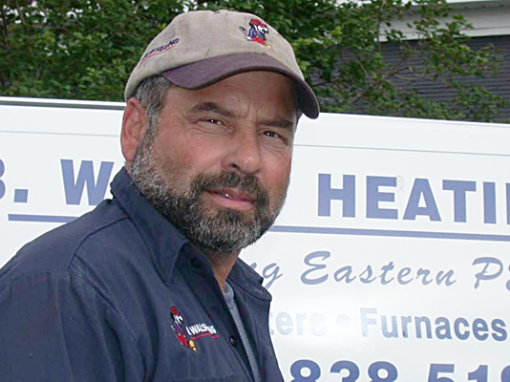 Barry Walsh – B. Walsh Heating Ltd.
