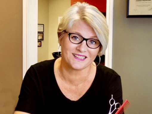 Sharon Smith – Connect Hair Studio