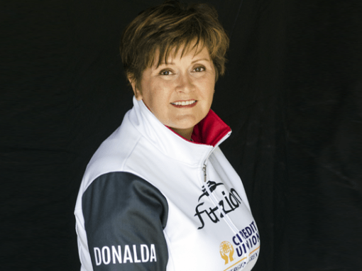 Donalda Mattie – Turning Point Curling School