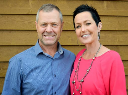 Shawn & Michelle Rowsell – Indian Falls Chalets